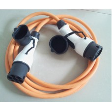 Câble Type 2 vers Type 2 triphasé 32A